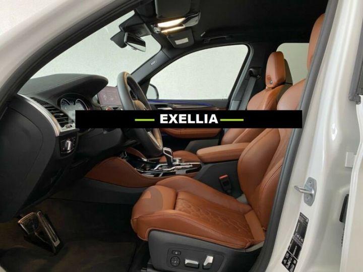 BMW X3 M COMPÉTITION  BLANC PEINTURE METALISE  Occasion - 5