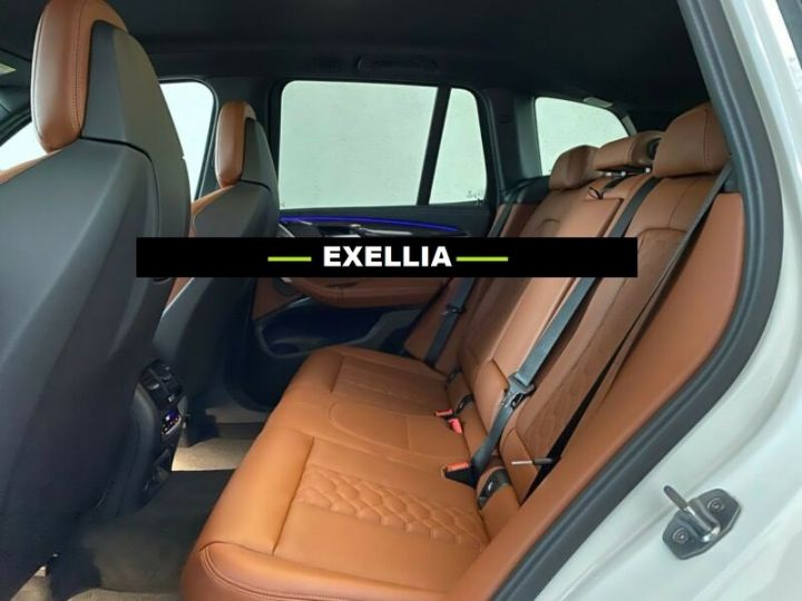 BMW X3 M COMPÉTITION  BLANC PEINTURE METALISE  Occasion - 6