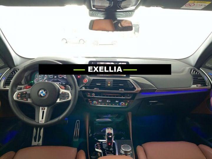 BMW X3 M COMPÉTITION  BLANC PEINTURE METALISE  Occasion - 7