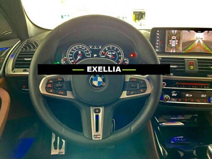 BMW X3 M COMPÉTITION  BLANC PEINTURE METALISE  Occasion - 11