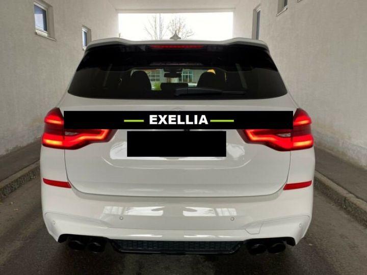 BMW X3 M COMPÉTITION  BLANC PEINTURE METALISE  Occasion - 13