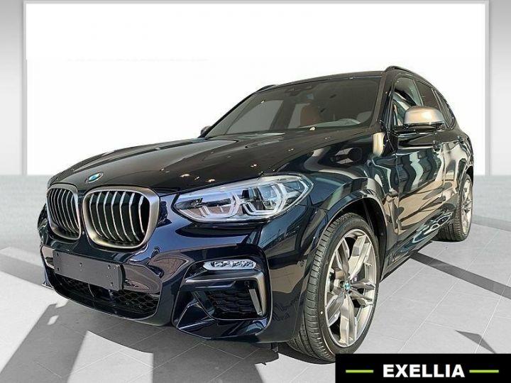 BMW X3 M40 D XDRIVE NOIR CARBON Occasion - 1