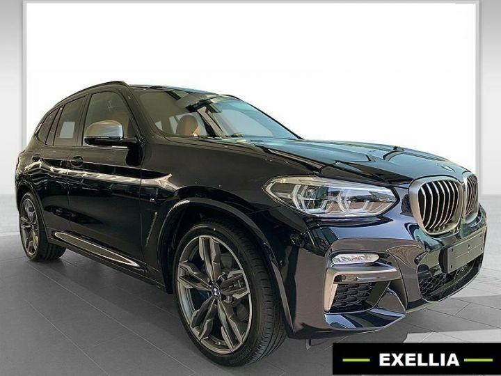 BMW X3 M40 D XDRIVE NOIR CARBON Occasion - 2