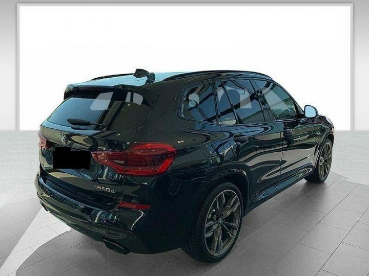 BMW X3 M40 D XDRIVE NOIR CARBON Occasion - 3
