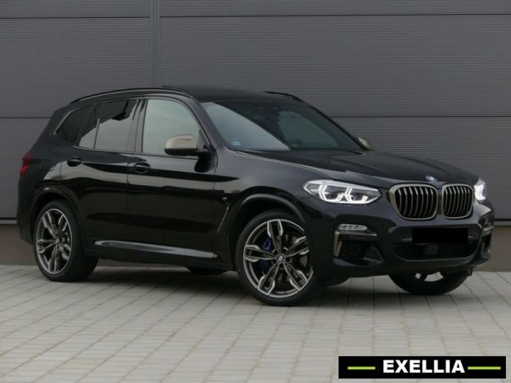 BMW X3 M40d  NOIR PEINTURE METALISE  Occasion - 11