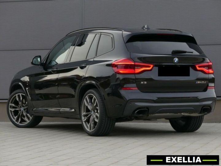 BMW X3 M40d  NOIR PEINTURE METALISE  Occasion - 13