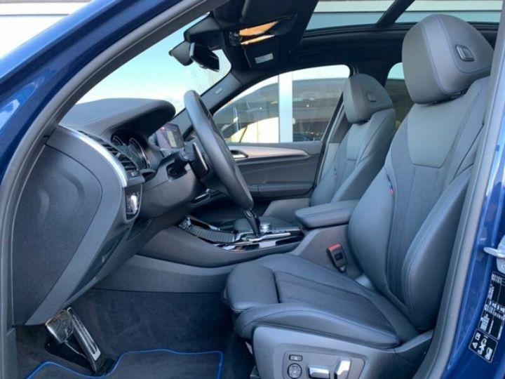 BMW X3 M40d  BLEU PEINTURE METALISE Occasion - 3