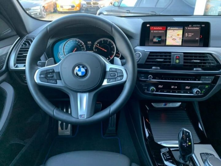 BMW X3 M40d  BLEU PEINTURE METALISE Occasion - 5