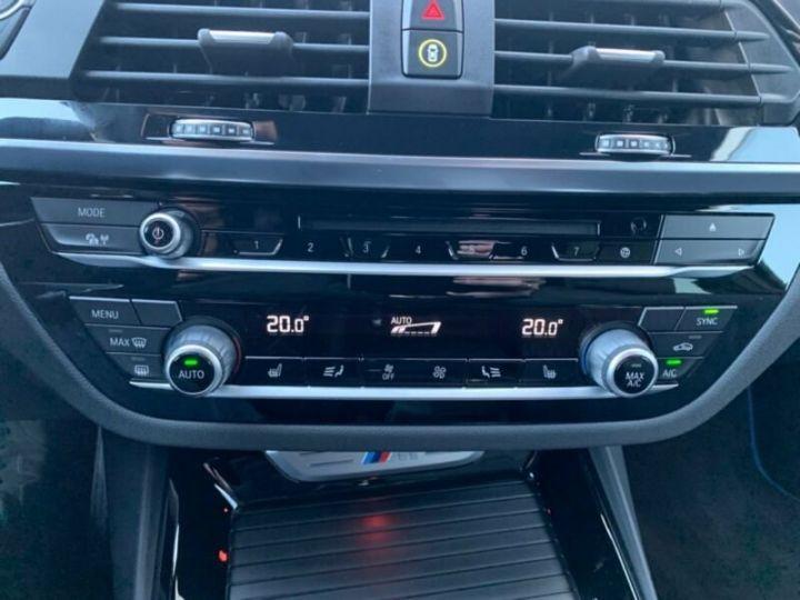 BMW X3 M40d  BLEU PEINTURE METALISE Occasion - 6