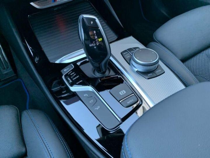 BMW X3 M40d  BLEU PEINTURE METALISE Occasion - 7