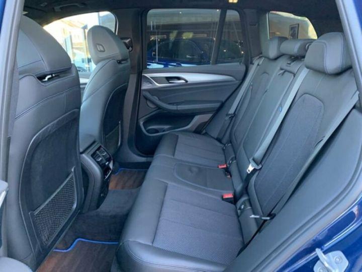 BMW X3 M40d  BLEU PEINTURE METALISE Occasion - 8