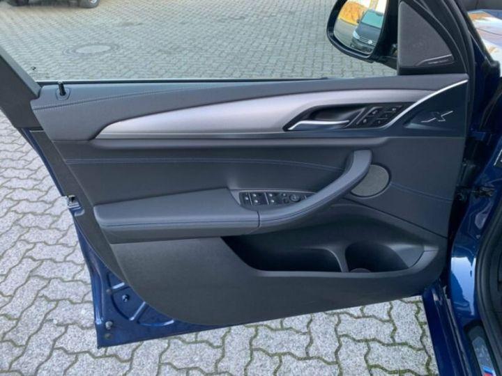 BMW X3 M40d  BLEU PEINTURE METALISE Occasion - 9