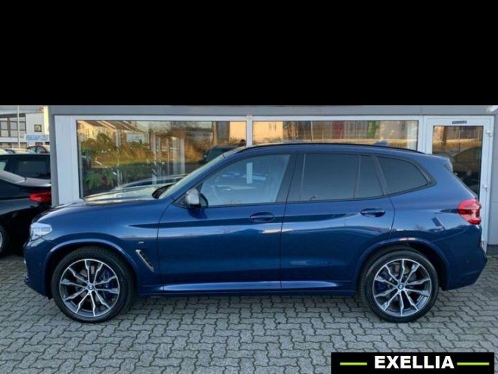 BMW X3 M40d  BLEU PEINTURE METALISE Occasion - 11