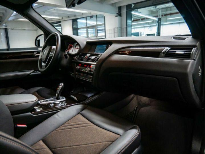 BMW X3 sDrive 18d X-Line  Noir - 2