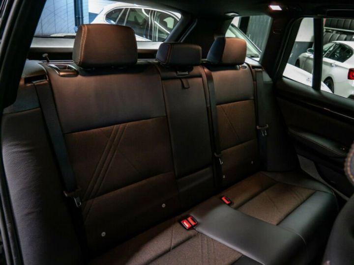 BMW X3 sDrive 18d X-Line  Noir - 4