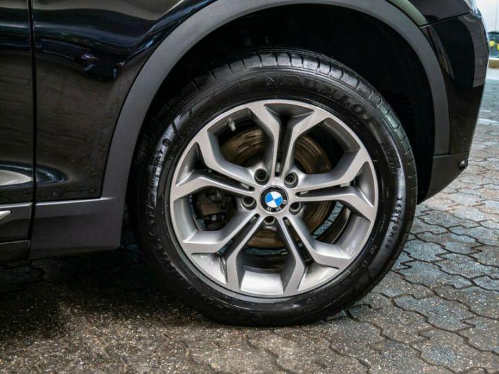 BMW X3 sDrive 18d X-Line  Noir - 5