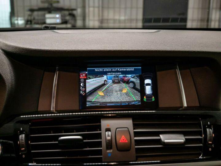BMW X3 sDrive 18d X-Line  Noir - 9