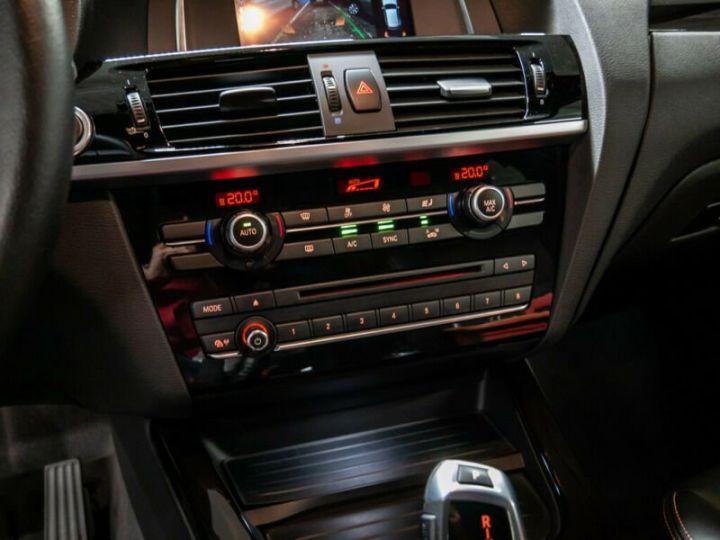 BMW X3 sDrive 18d X-Line  Noir - 10