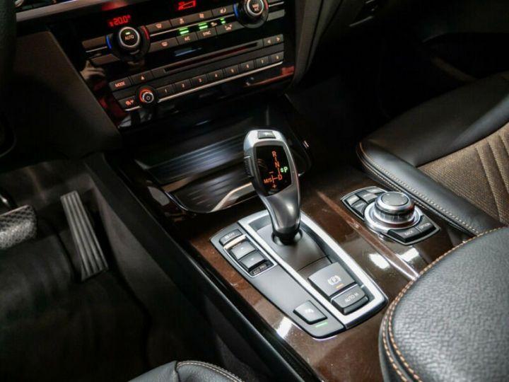 BMW X3 sDrive 18d X-Line  Noir - 11