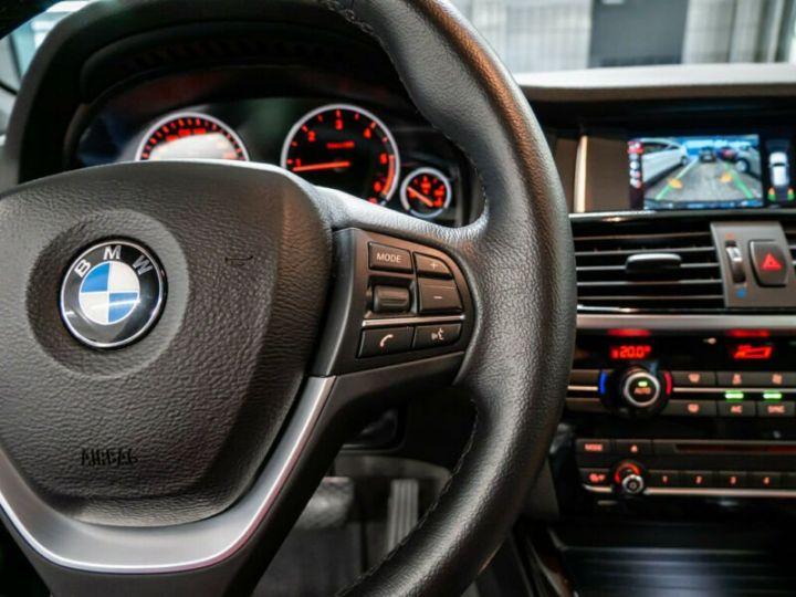 BMW X3 sDrive 18d X-Line  Noir - 12