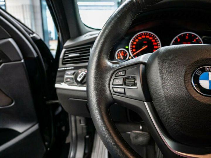 BMW X3 sDrive 18d X-Line  Noir - 13