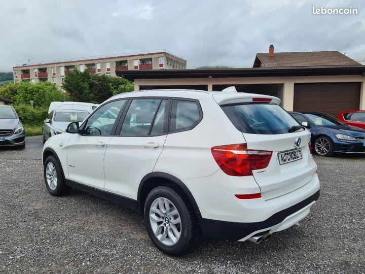 BMW X3 x-drive 30da 258 lounge plus 06/2014 1°MAIN ATTELAGE TOIT PANORAMIQUE  - 2