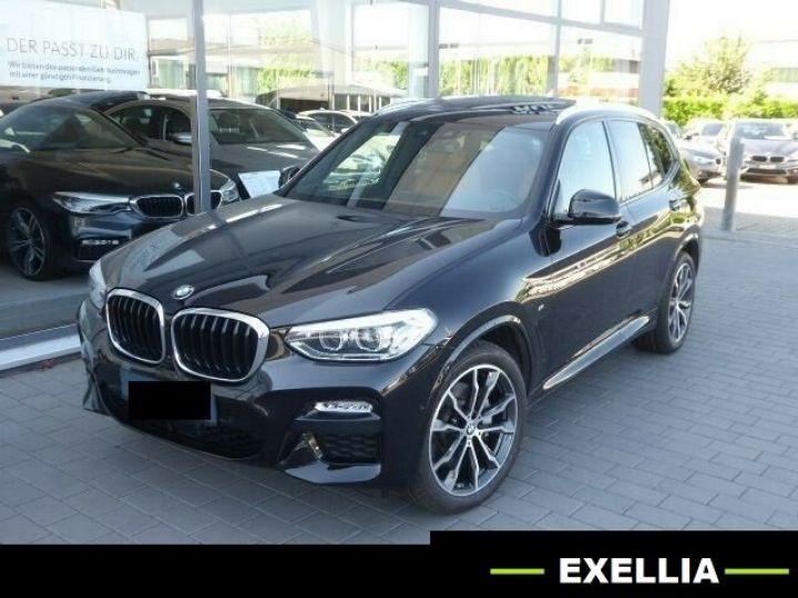 BMW X3 xdrive 25 D PACK M NOIR Occasion - 1