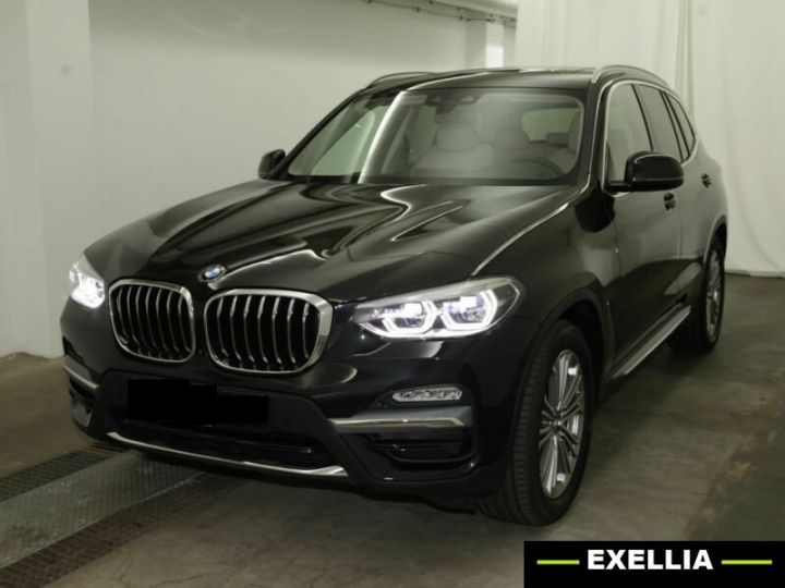 BMW X3 xDrive 30d Luxury Line NOIR PEINTURE METALISE  Occasion - 1
