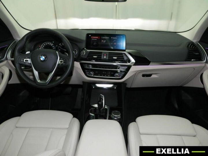 BMW X3 xDrive 30d Luxury Line NOIR PEINTURE METALISE  Occasion - 8