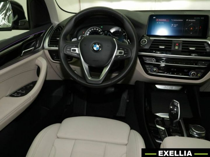 BMW X3 xDrive 30d Luxury Line NOIR PEINTURE METALISE  Occasion - 9