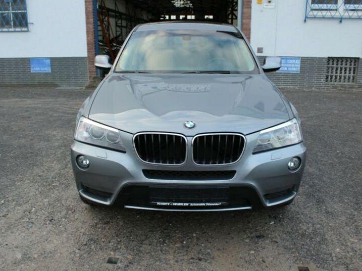 BMW X3 # xDrive20d Aut* Pano*1ere Main* 51367Kms Gris Peinture métallisée - 3