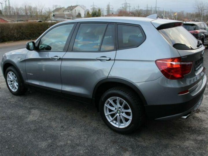 BMW X3 # xDrive20d Aut* Pano*1ere Main* 51367Kms Gris Peinture métallisée - 5
