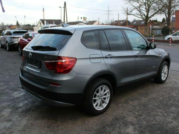 BMW X3 # xDrive20d Aut* Pano*1ere Main* 51367Kms Gris Peinture métallisée - 7