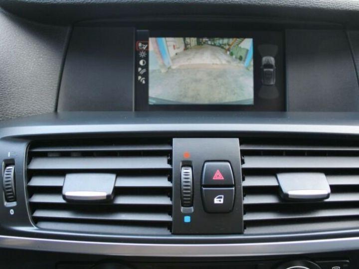 BMW X3 # xDrive20d Aut* Pano*1ere Main* 51367Kms Gris Peinture métallisée - 9