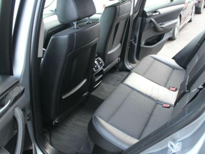 BMW X3 # xDrive20d Aut* Pano*1ere Main* 51367Kms Gris Peinture métallisée - 10