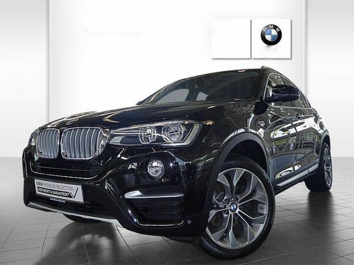 BMW X4 2.0L XDRIVE X-LINE NOIR - 1