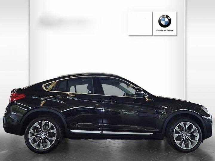 BMW X4 2.0L XDRIVE X-LINE NOIR - 4
