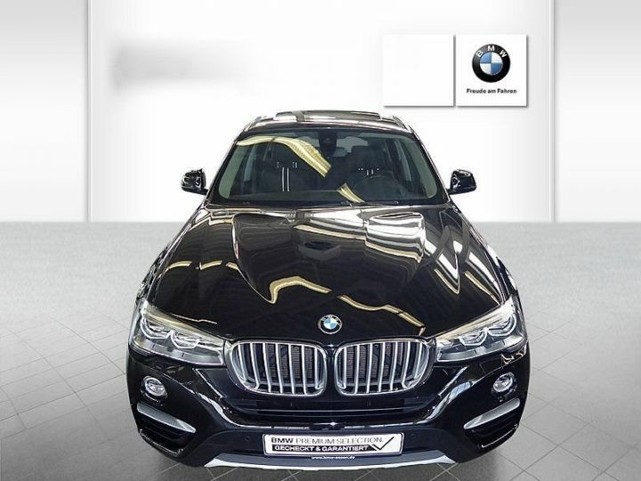 BMW X4 2.0L XDRIVE X-LINE NOIR - 5