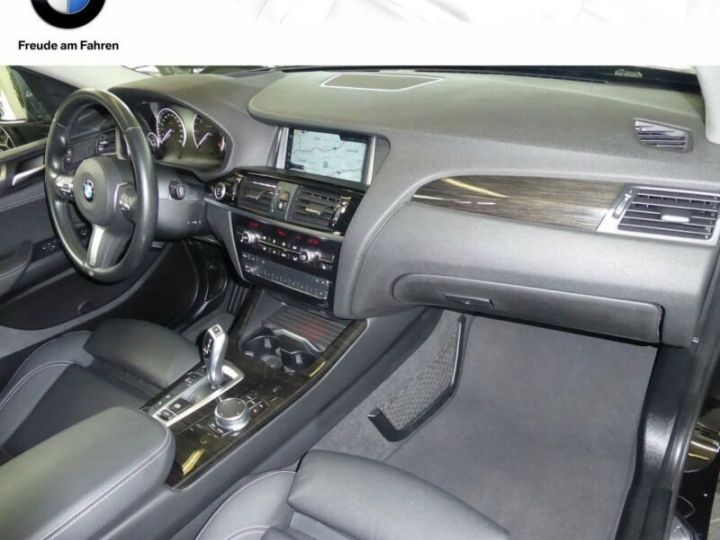 BMW X4 2.0L XDRIVE X-LINE NOIR - 8