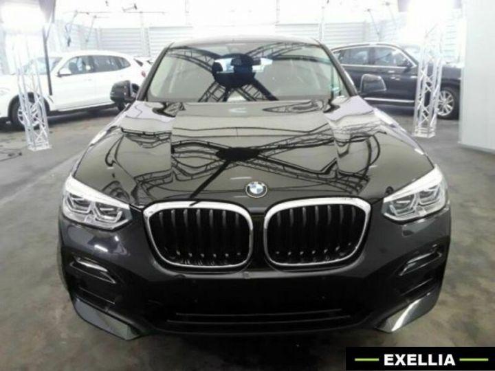 BMW X4 20d xDRIVE  NOIRE PEINTURE METALISEE  Occasion - 2