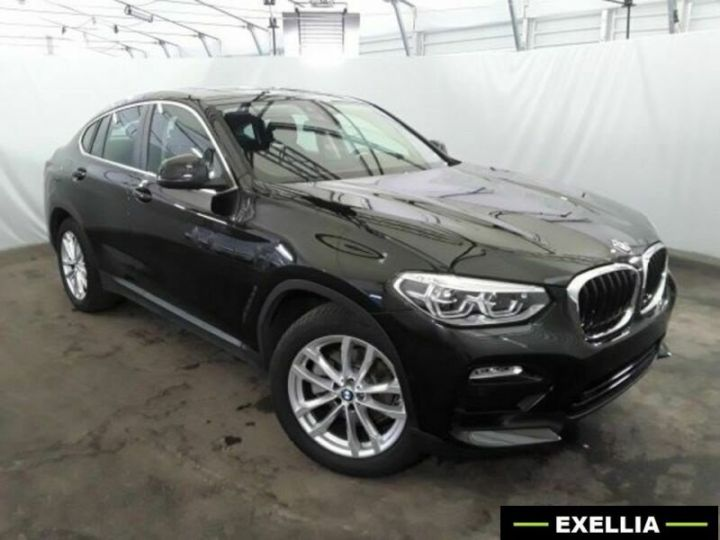 BMW X4 20d xDRIVE  NOIRE PEINTURE METALISEE  Occasion - 3