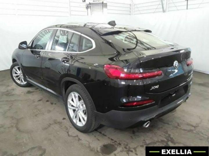 BMW X4 20d xDRIVE  NOIRE PEINTURE METALISEE  Occasion - 4