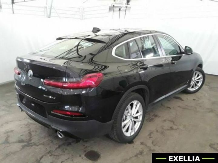 BMW X4 20d xDRIVE  NOIRE PEINTURE METALISEE  Occasion - 5
