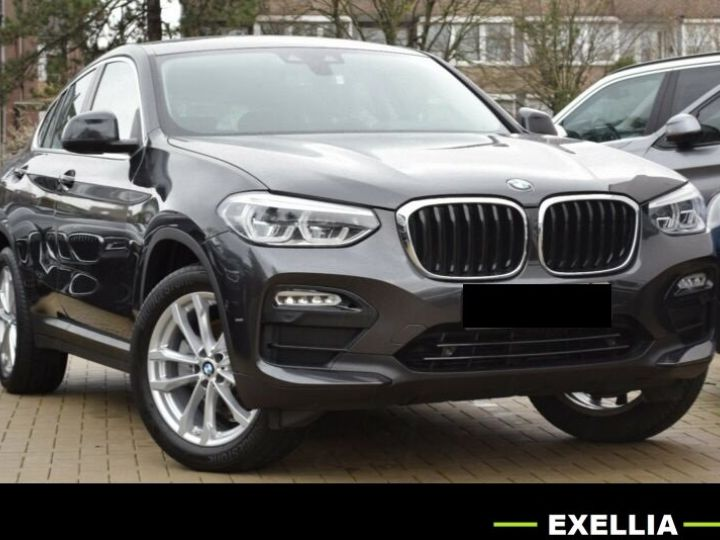BMW X4 20D XDRIVE LUXURY  GRIS Occasion - 1