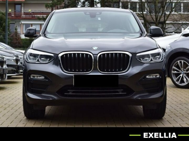 BMW X4 20D XDRIVE LUXURY  GRIS Occasion - 2