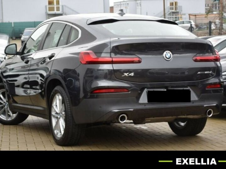 BMW X4 20D XDRIVE LUXURY  GRIS Occasion - 4