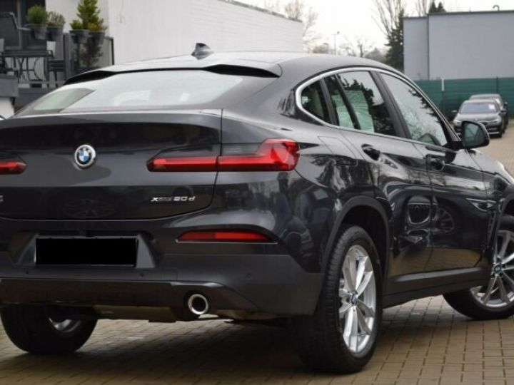 BMW X4 20D XDRIVE LUXURY  GRIS Occasion - 6