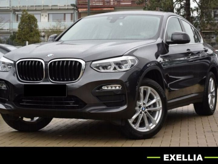 BMW X4 20D XDRIVE LUXURY  GRIS Occasion - 8