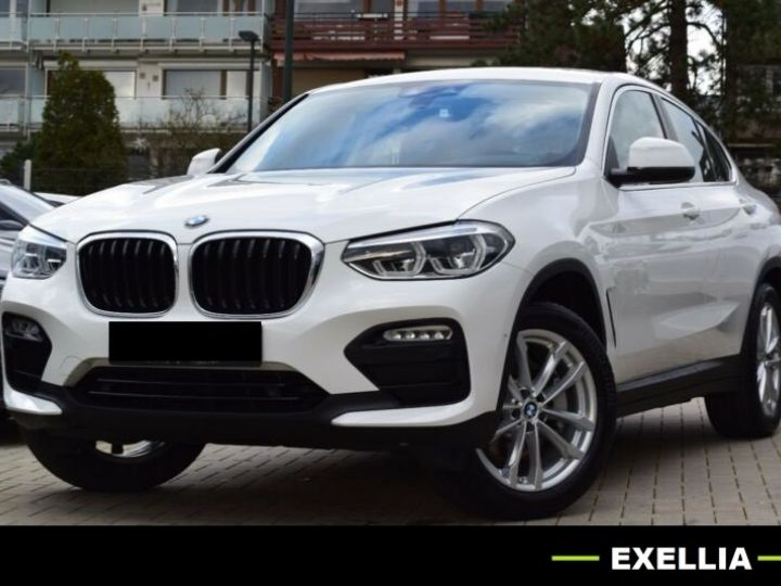 BMW X4 25DA XDRIVE PACK LUXURY BLANC  Occasion - 1