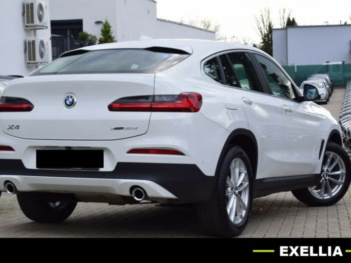 BMW X4 25DA XDRIVE PACK LUXURY BLANC  Occasion - 2